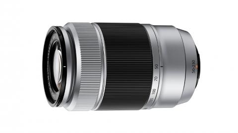 Fujinon XC 50-230mm f/4.5-6.7 OIS objektív (ezüst)