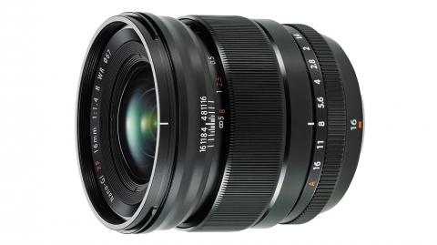 Fujinon XF 16mm f/1.4 R WR objektív