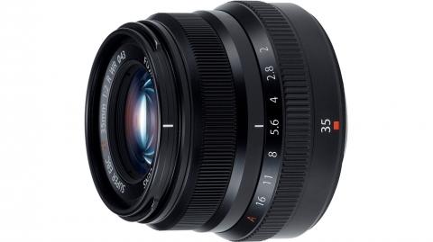 Fujinon XF 35mm f/2 R WR objektív
