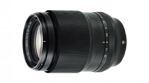 Fujinon XF 90mm f/2 R LM WR objektív