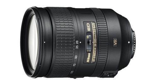 AF-S 28-300 mm f/3.5-5.6 G ED VR