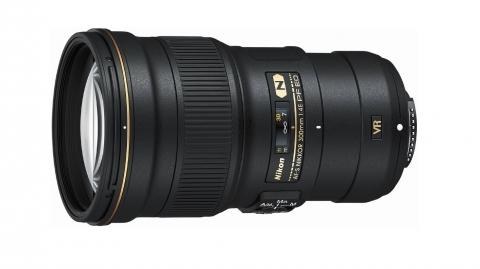 AF-S 300 mm f/4 E PF ED VR