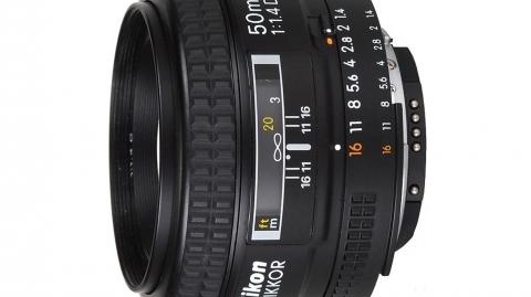 AF 50 mm f/1.4 D