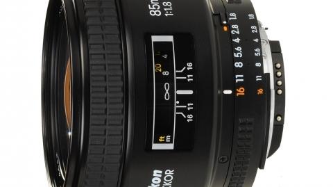 AF 85 mm f/1.8 D