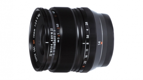 Fujinon XF 14mm f/2.8 R objekítv