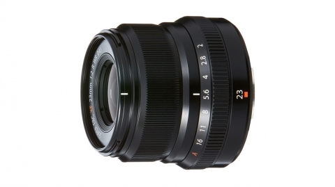 Fujinon XF 23mm f/2 R WR objektív