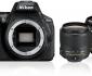 Nikon D5600 váz + 18-55 AF-P DX VR + 35mm DX