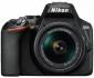 Nikon D3500 (3év) + AF-P 18-55 DX VR