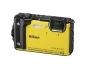 Nikon Coolpix W300 (sárga) digitális fényképezőgép