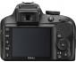 Nikon D3400 (fekete) + AF-P 18-55 DX VR
