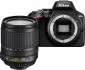 Nikon D3500 (fekete) + AF-S 18-140 DX VR