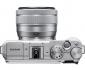 Fujifilm X-A5 váz + XC 15-45mm objektív (ezüst)