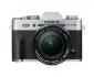 Fujifilm X-T20 váz + XF 18-55mm f/2.8-4 objektív (ezüst)
